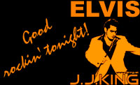 Elvis J.J. King Logo