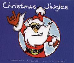 CD Cover: Straightahead - Christmas Jingles