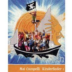 CD Cover: Mai Cocopelli - Kinderlieder I