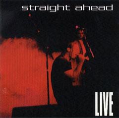 CD Cover: Straightahead - Live
